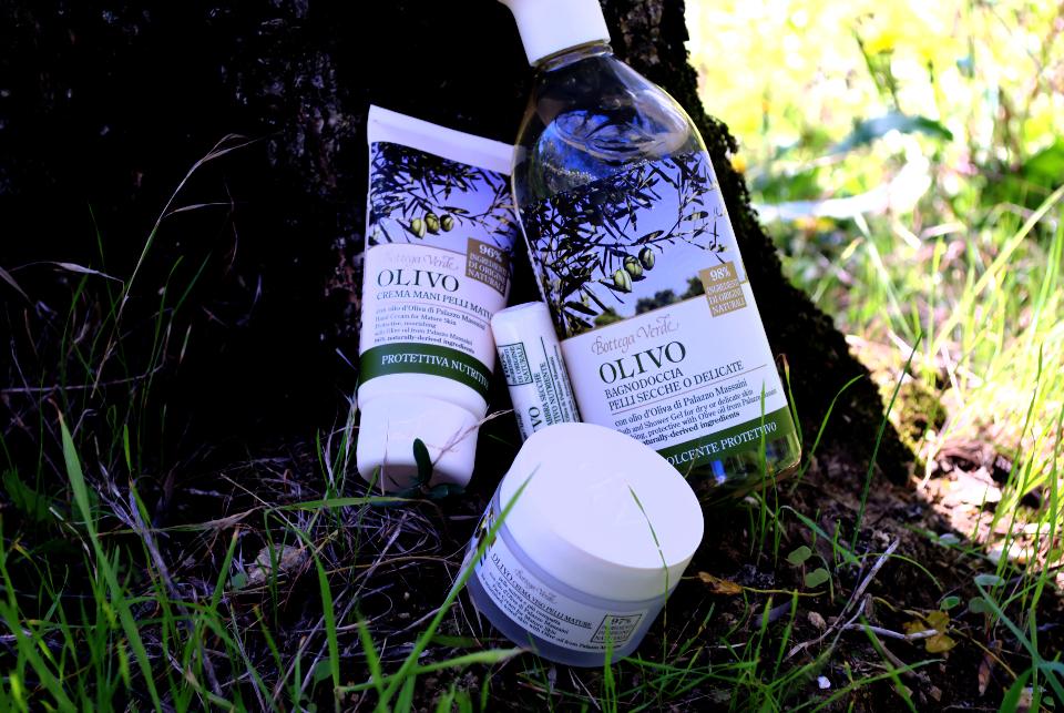 Bottega Verde presenta la linea Olivo, Bottega Verde, Teresa Morone beauty blog italia,