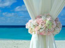 Matrimonio in spiaggia: come organizzarlo alla perfezione