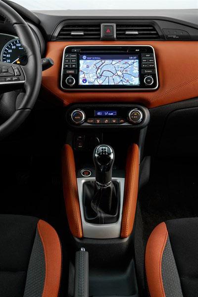 Nissan MICRA l'auto di cui mi sono innamorata