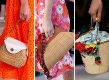 Borse di paglia: quando l'accessorio è ispirato a Saint-Tropez