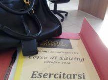 Edizioni2000diciassette: dal manoscritto al libro corso di editing