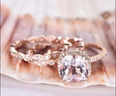 Anelli di fidanzamento più famosi al mondo, moissanite,