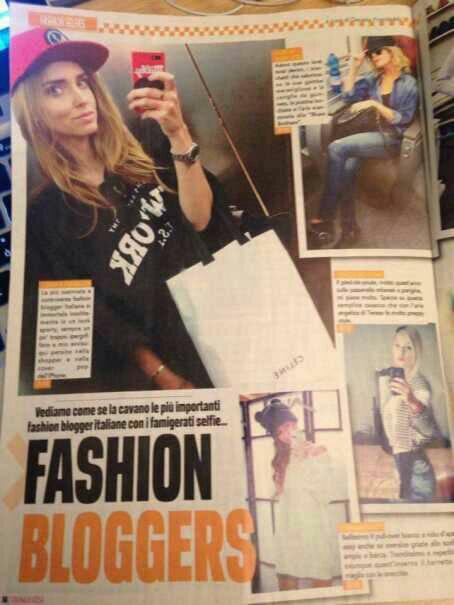Cronaca rosa, Teresa Morone, magazine,