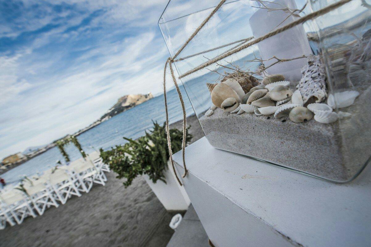 Sposarsi in spiaggia a Napoli,