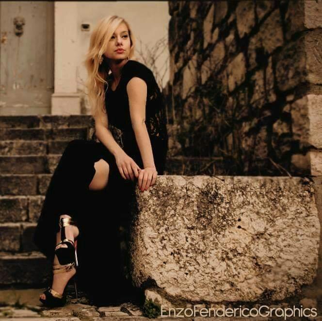Napoli fashion blogger, Teresa Morone,