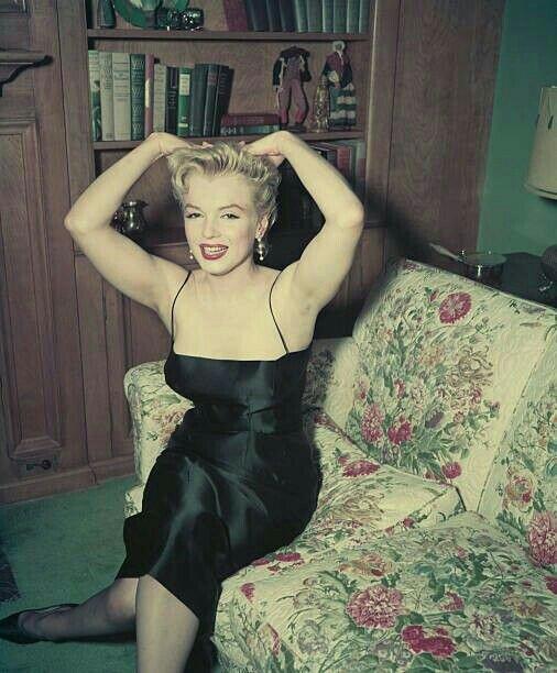Marilyn Monroe, sottoveste,
