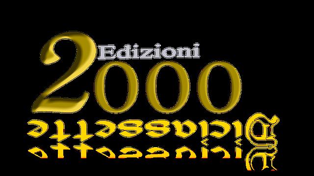 Casa editrice, Edizioni 2000diciassette,