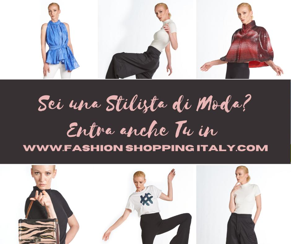 Fashion Shopping Italy